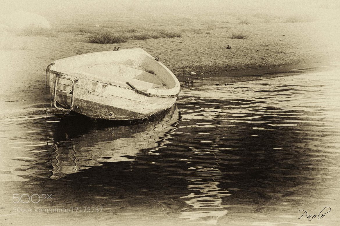 Photograph La barca - the boat by Paolo Trofa on 500px