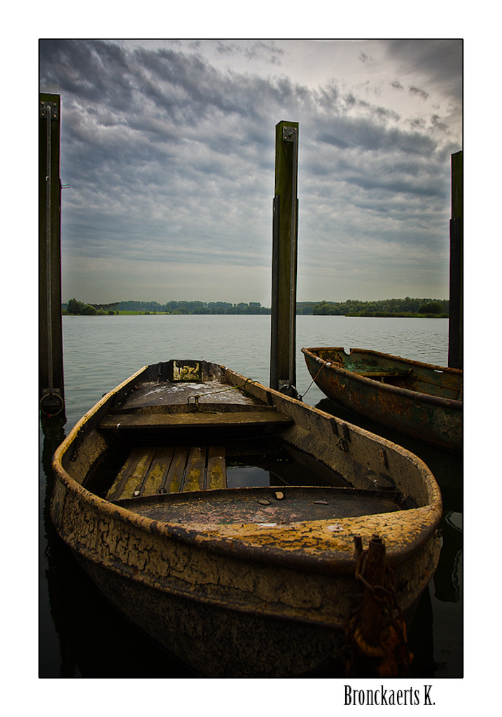 Photograph Water in the boat by Kevin Bronckaerts on 500px