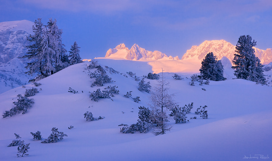 Photograph Dachstein by Andreas Resch on 500px