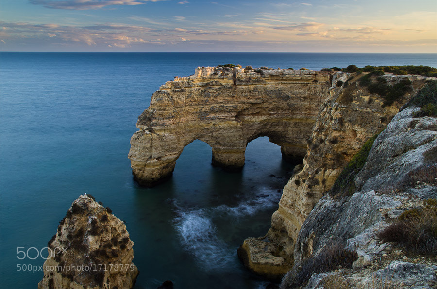 Photograph Praia da Marinha by Chris Jones on 500px