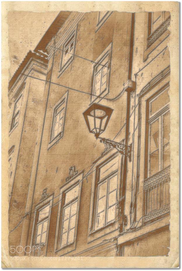 Photograph Fachadas de Coimbra by Maria Gomes on 500px