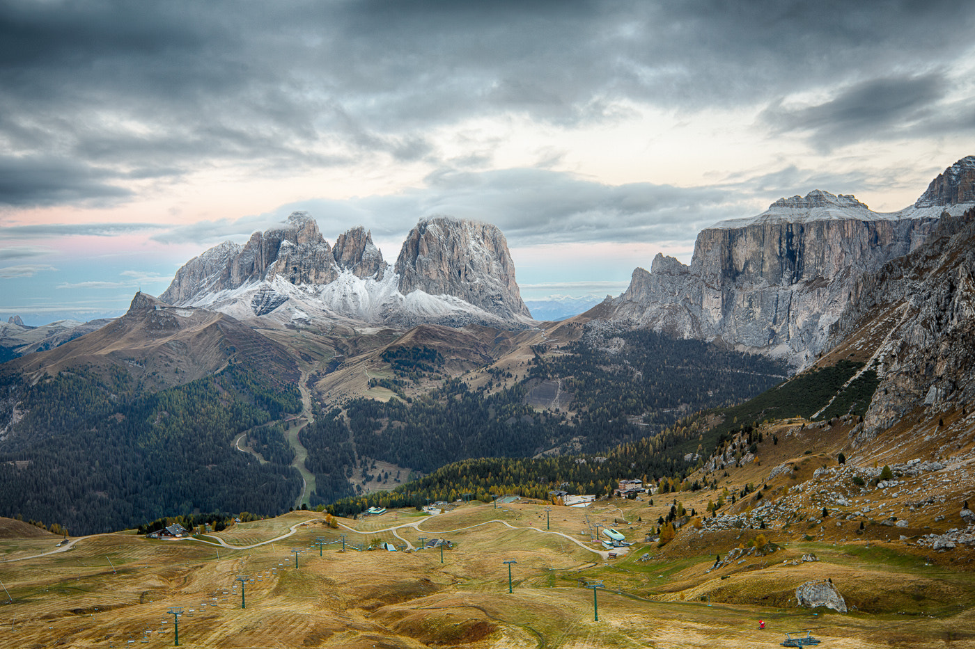 Photograph Dolomites - The Full mounty by Michael Bennati on 500px