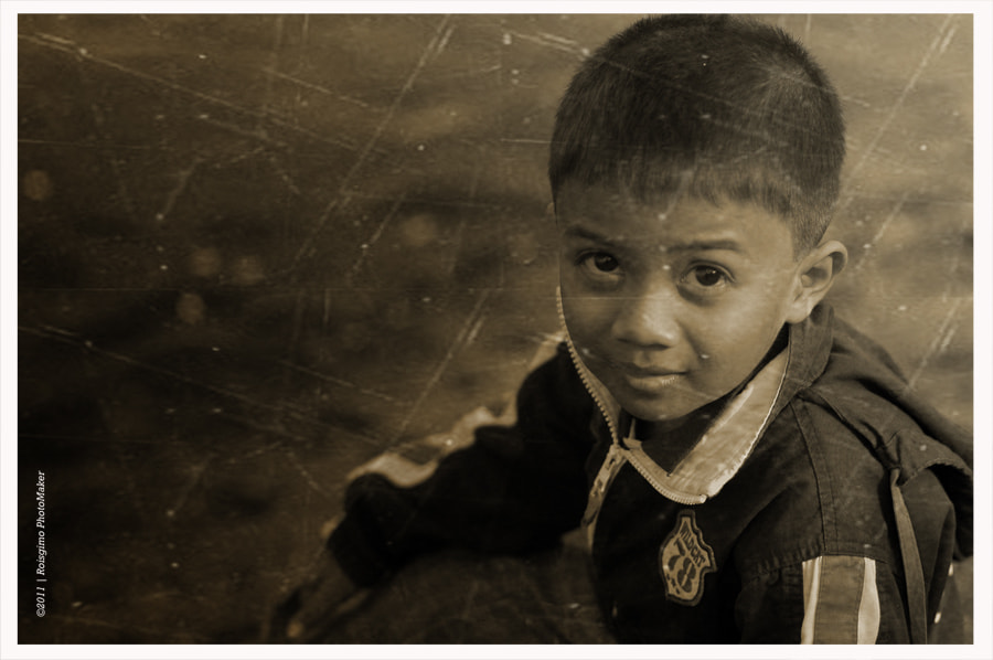 Photograph just my little boy by rois effendi on 500px
