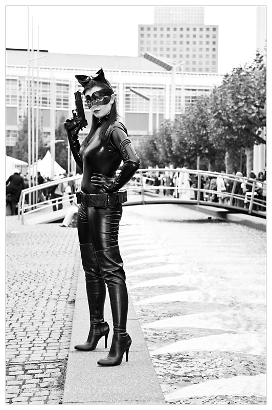 Photograph Catwoman - Who let the dogs out? by diefarblosen-archiv on 500px