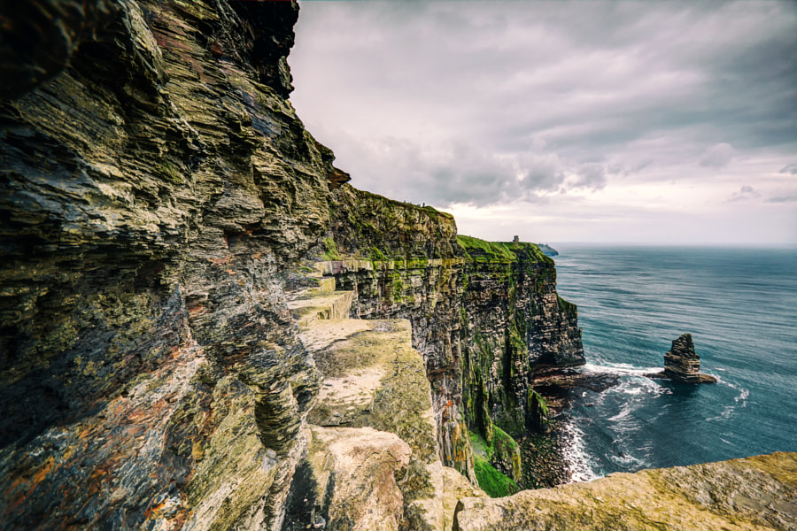 Cliffs of Moher - Ireland 2015