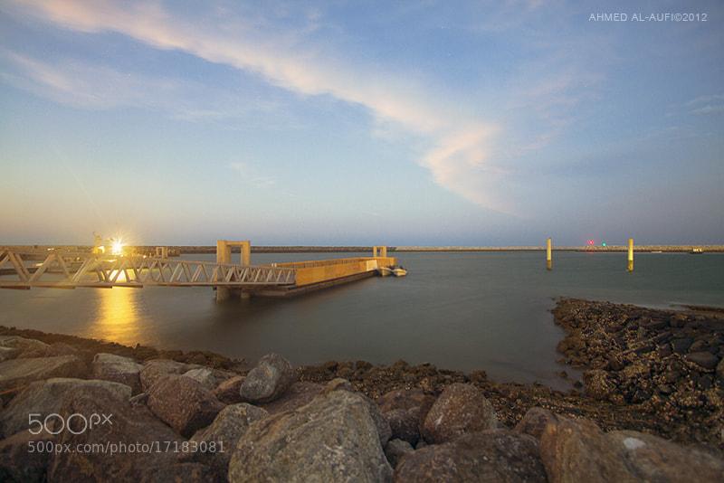 Photograph al-Seeb beach - oman by AHMED AL-AUFI on 500px