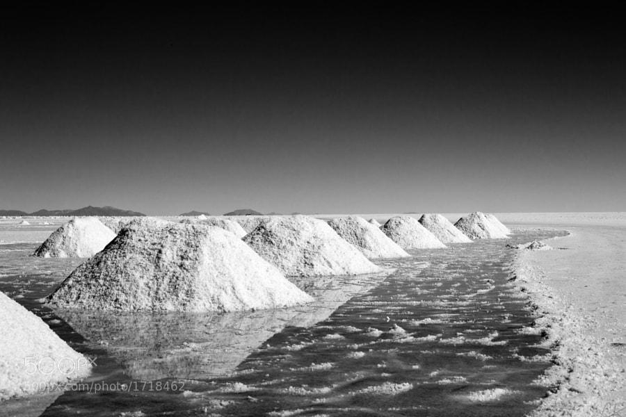 Salt Mounds by carlos restrepo (carlosrestrepo) on 500px.com