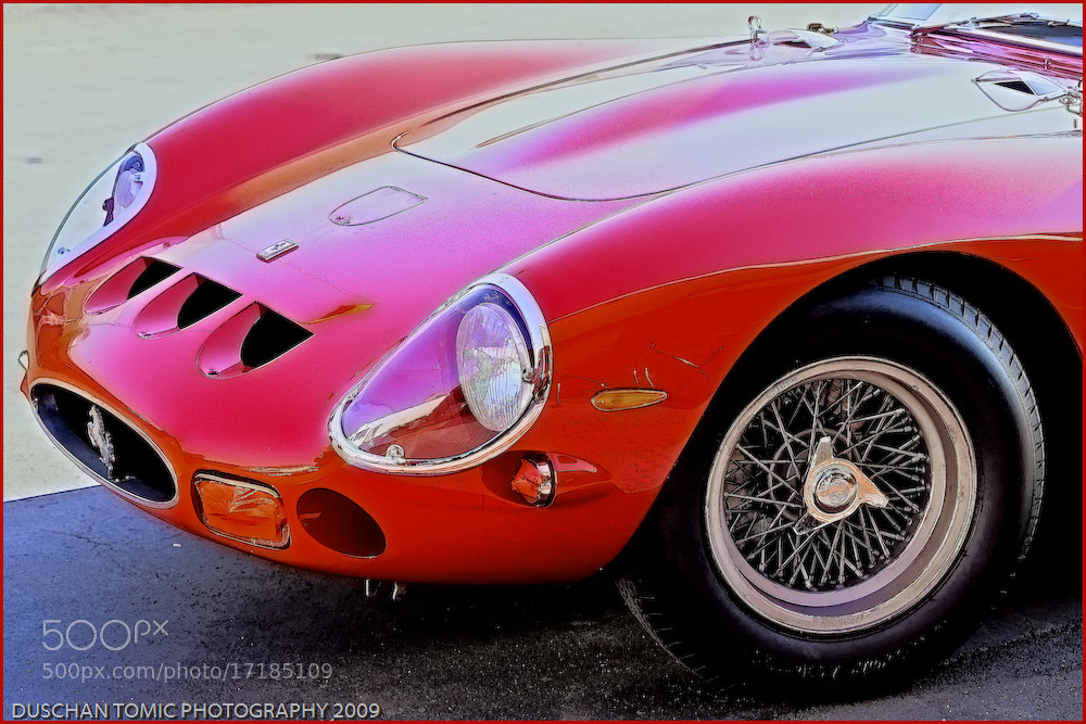 Photograph FERRARI 250 GTO 1962 by Duschan Tomic on 500px