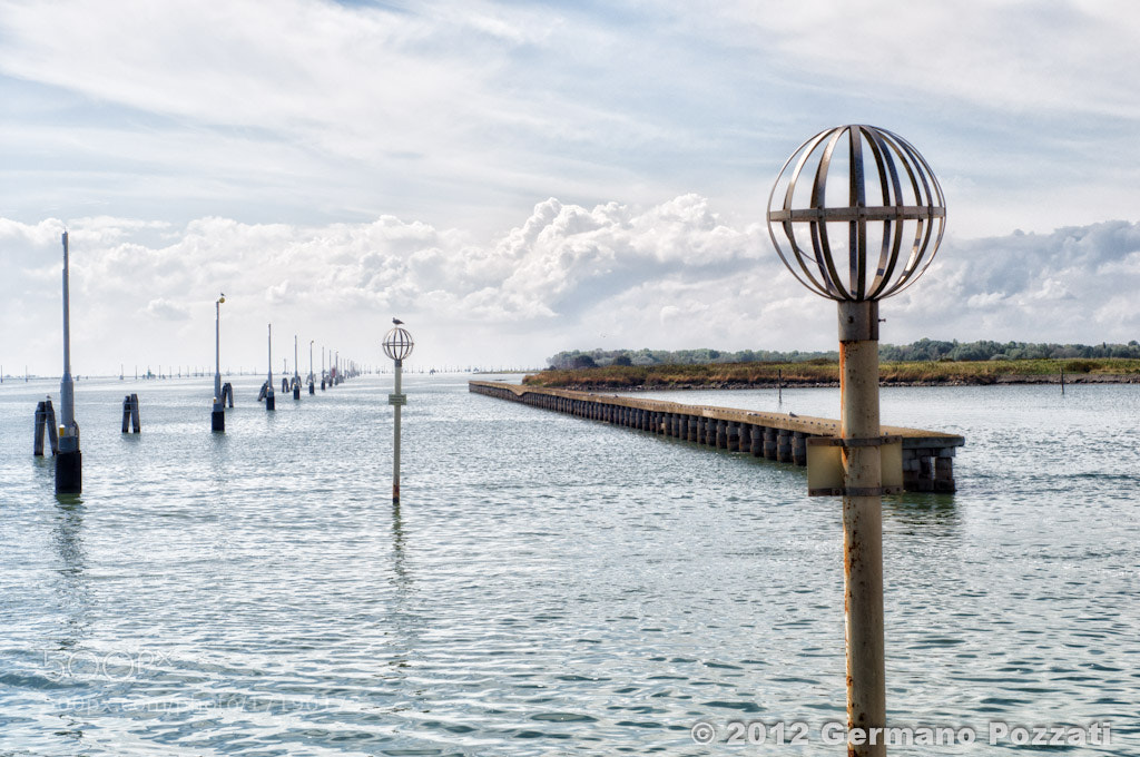 Photograph Porto Marghera by Germano Pozzati on 500px