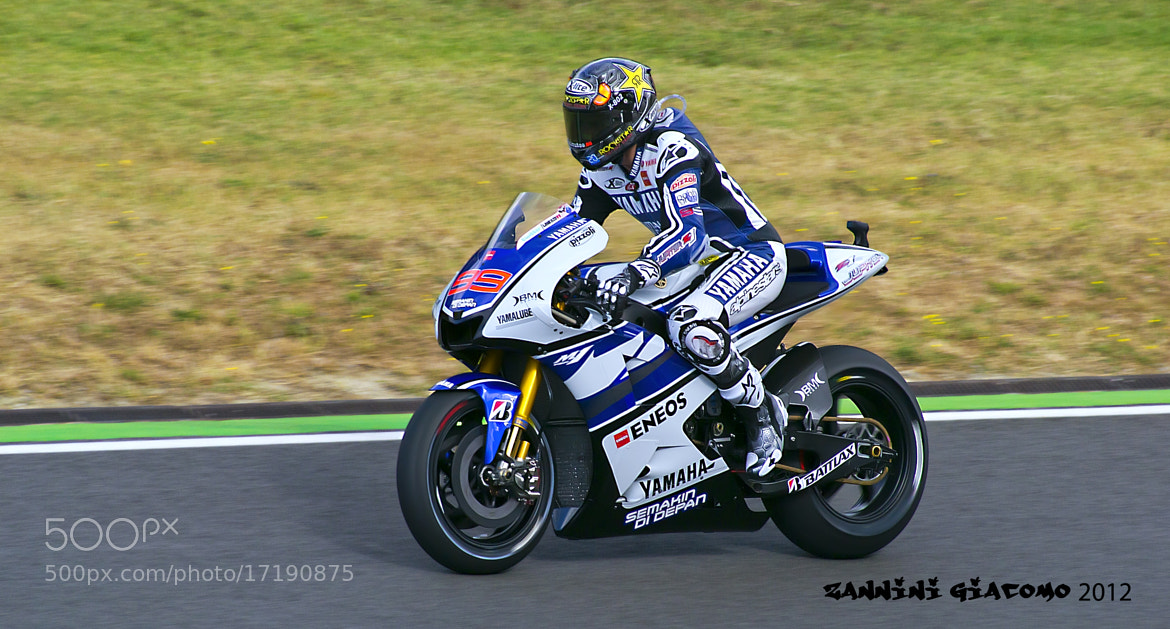 Photograph Jorge Lorenzo by Giacomo Zannini on 500px