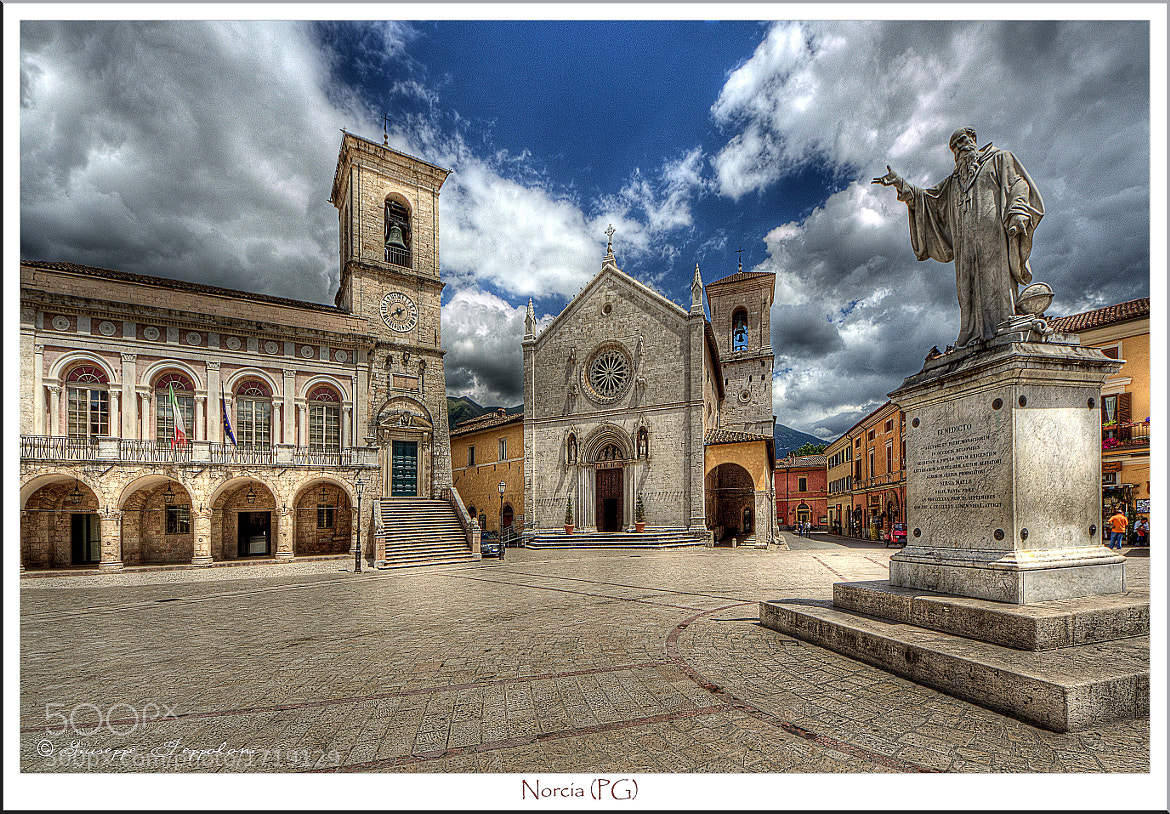 Photograph Norcia (PG) by Giuseppe  Peppoloni on 500px