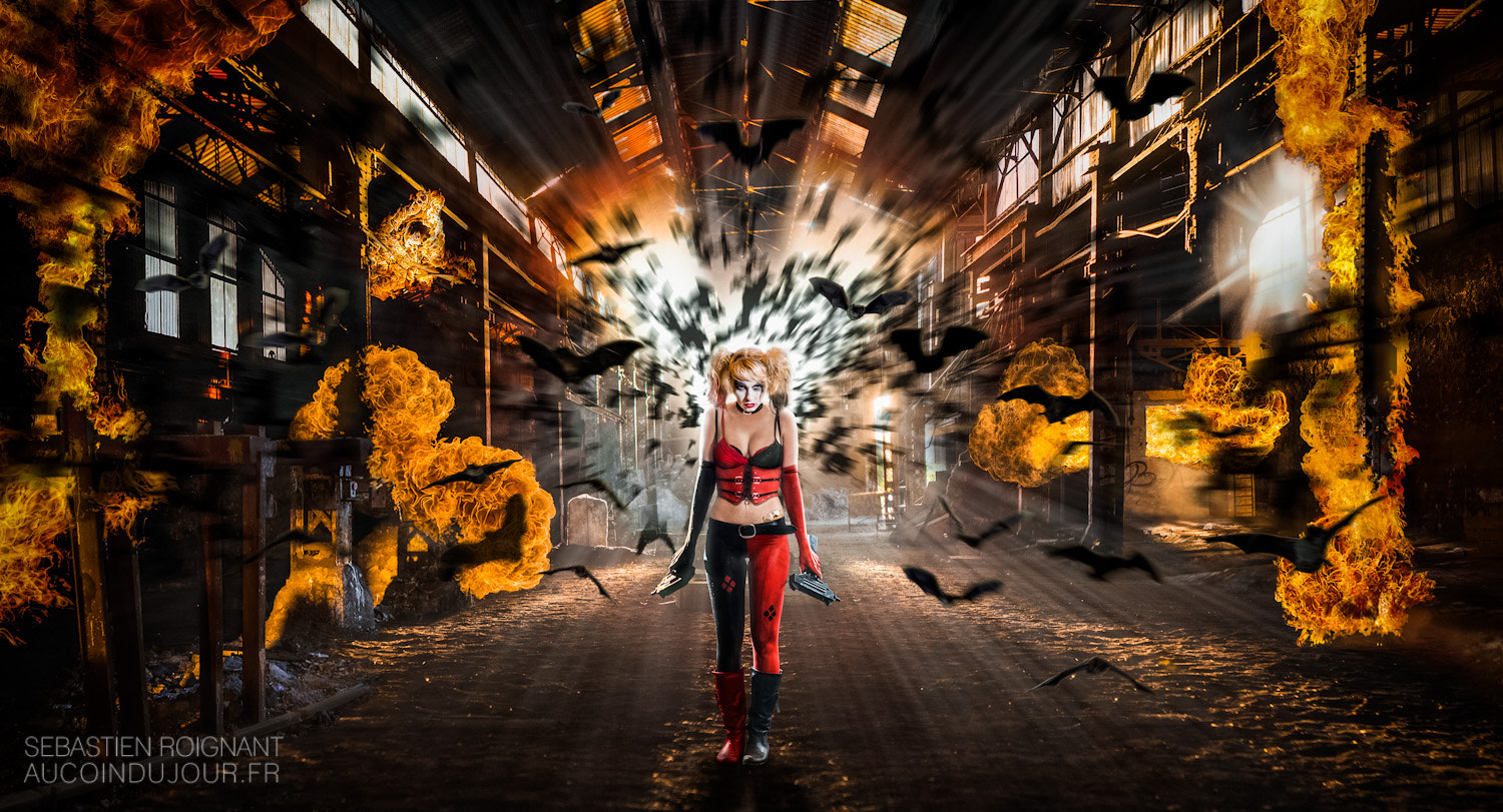 Photograph Harley Quinn by Sébastien Roignant on 500px
