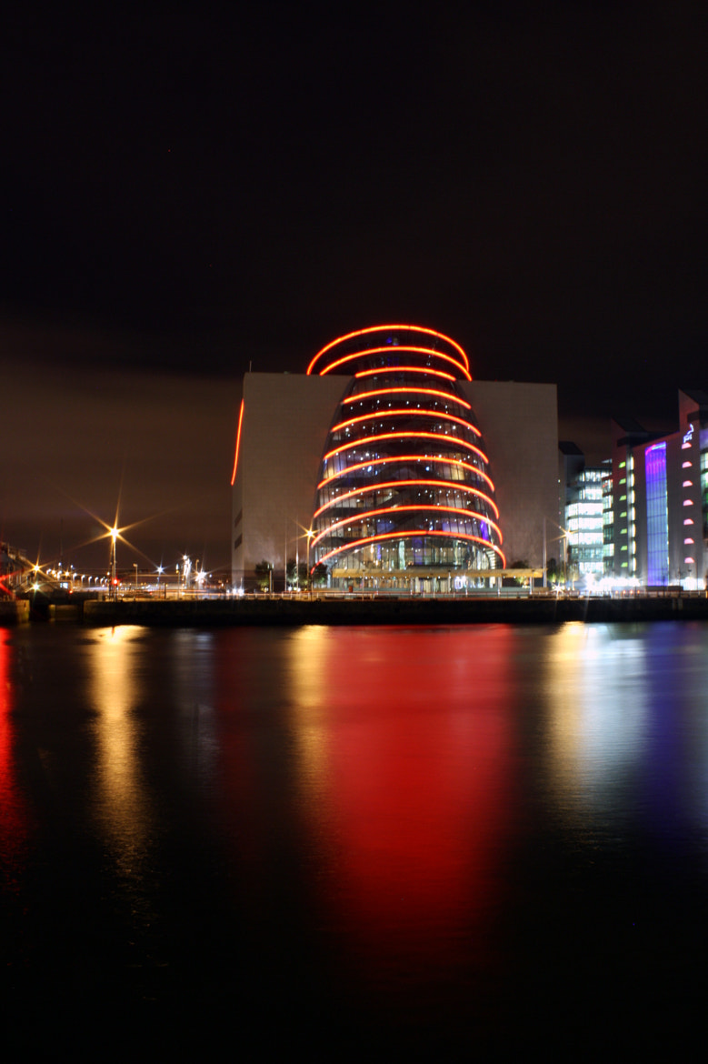 Photograph Dublin Convention Centre by Ciaran Mcg on 500px