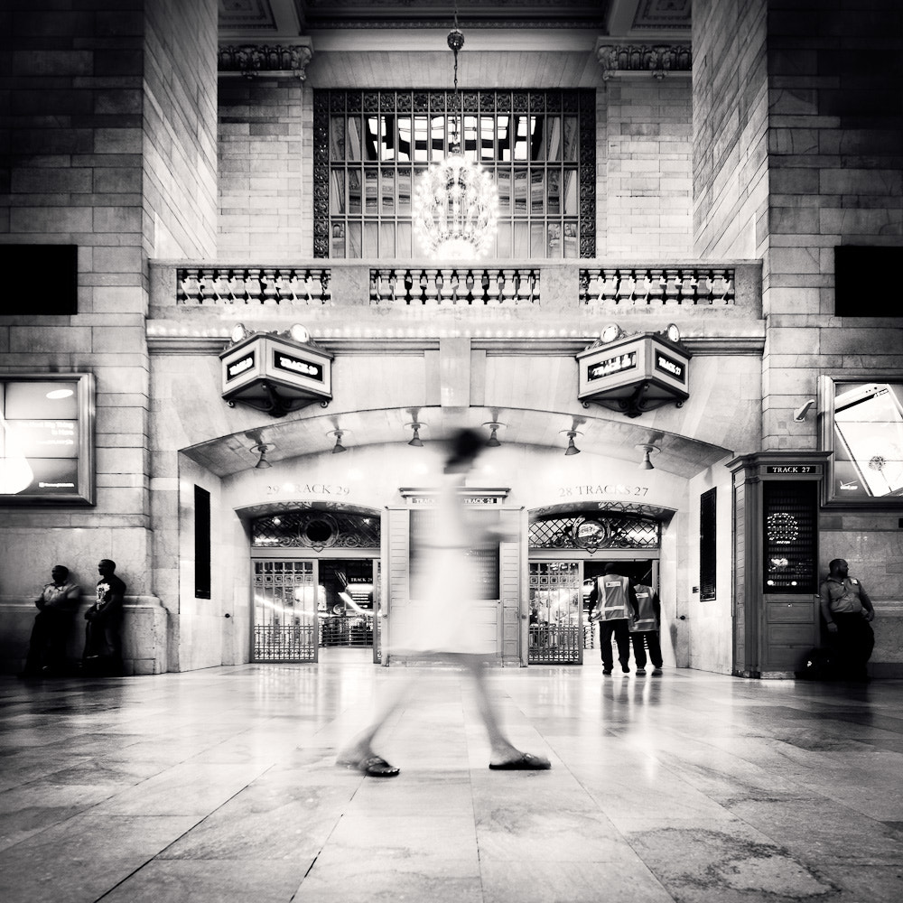 Photograph [Tracks - NYC],*637 USA 2012 by Ronny Ritschel on 500px