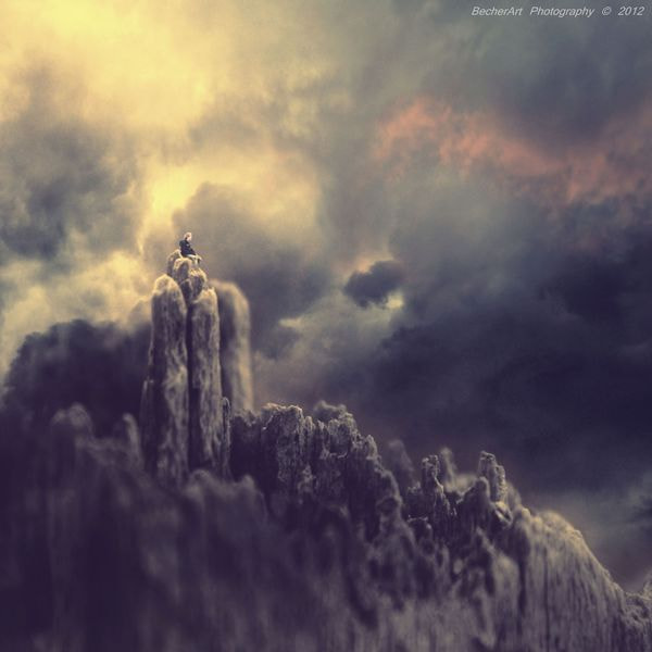 Photograph Dawn Of Loss IV by Becher Art on 500px
