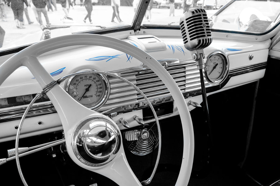 Fleetline Interior