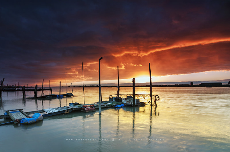 Photograph Red Sky  by Fred Concha on 500px