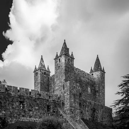 Torre do castelo de Sta Maria da Feira