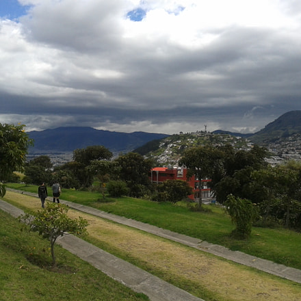 Quito..hills, Samsung Galaxy Ace Duos