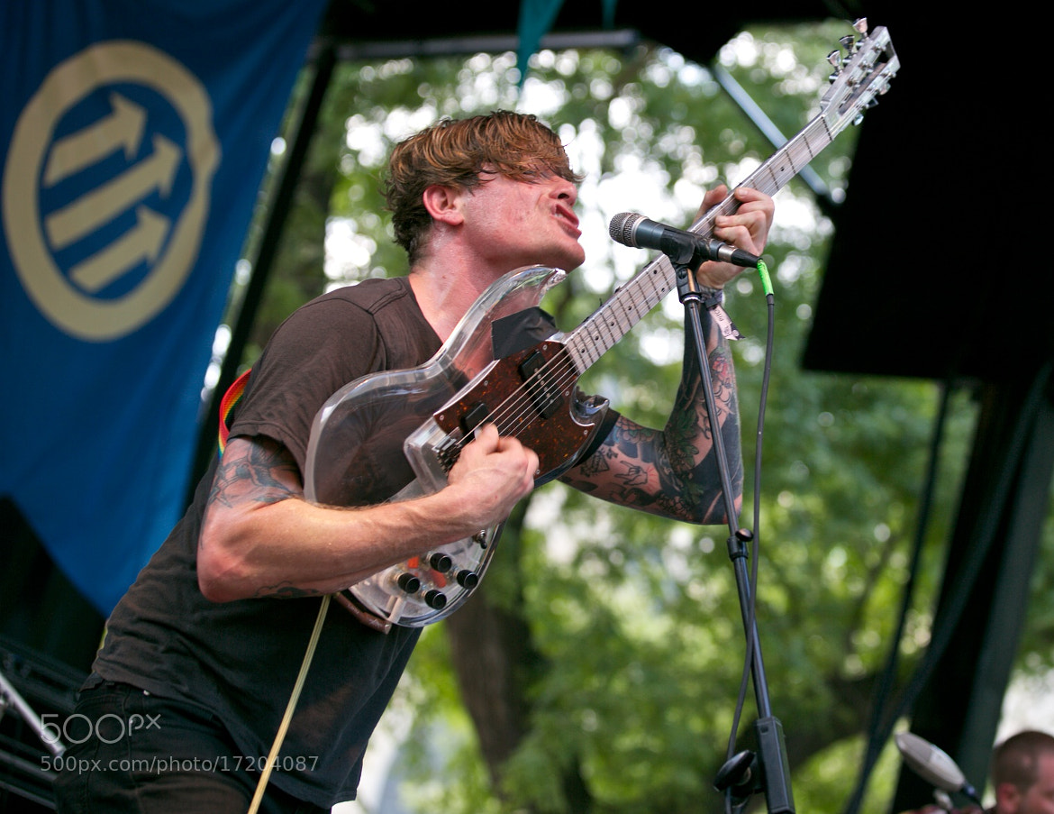Photograph Thee Oh Sees @ P4k12 by Matt Slaybaugh on 500px
