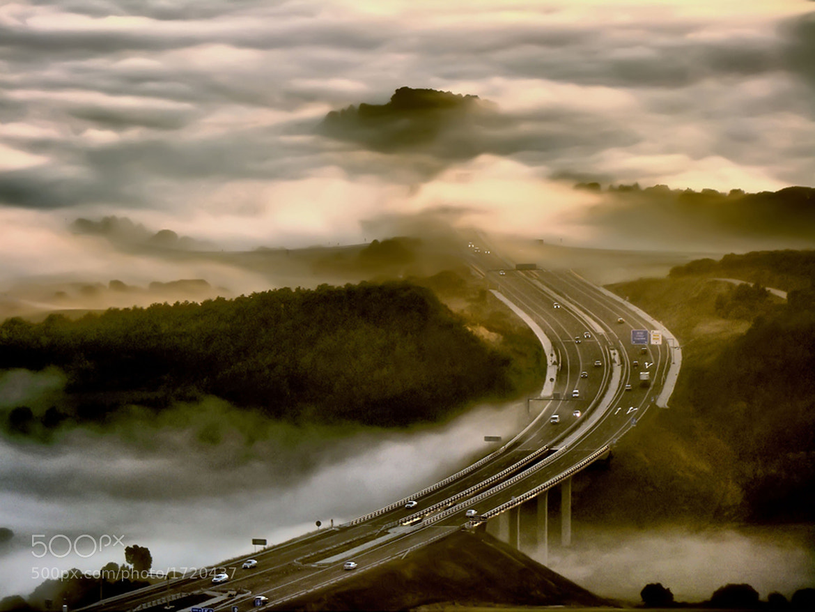 Photograph Highway to heaven by Santiago Bañón on 500px