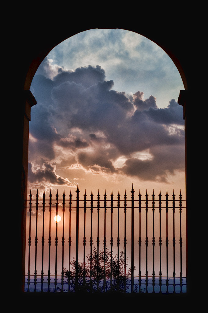 Photograph The gate of heaven by Germano Pozzati on 500px