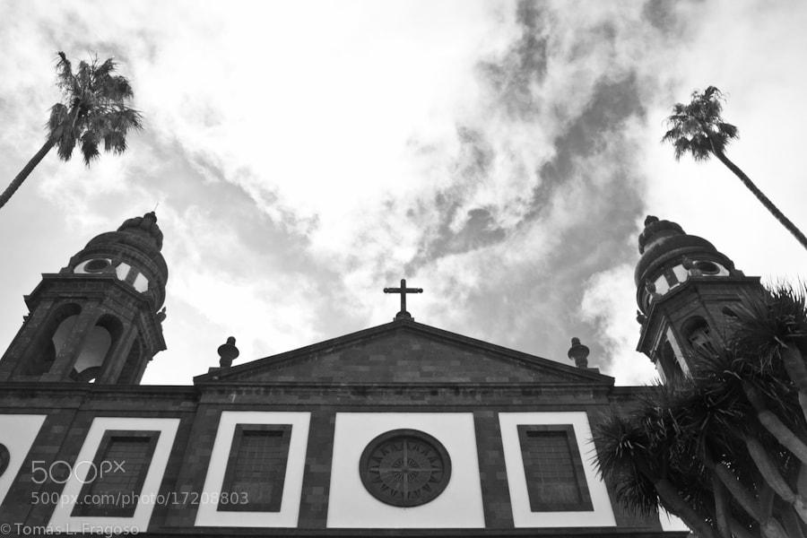 Photograph Catedral de La Laguna by Tomás López-Fragoso Rumeu on 500px