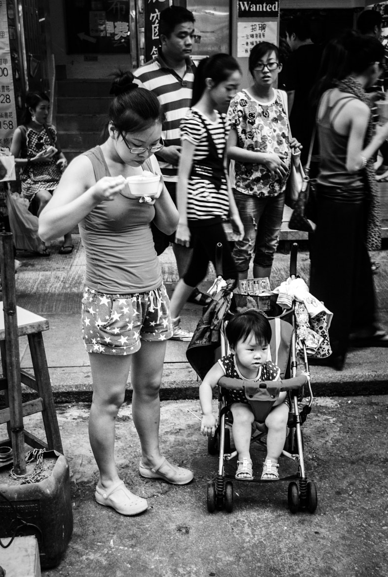 Photograph Snack Time by Kenneth Chong on 500px