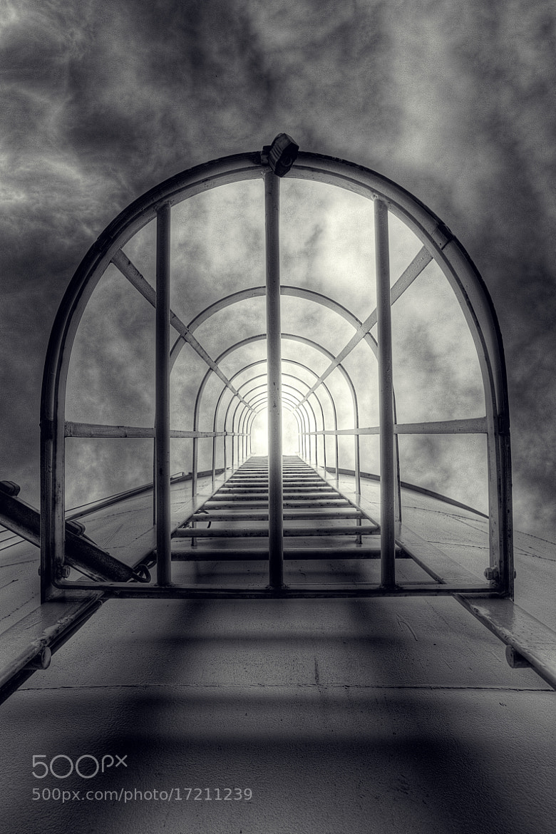 Photograph Stairway to Heaven by Guðmundur Einisson  on 500px