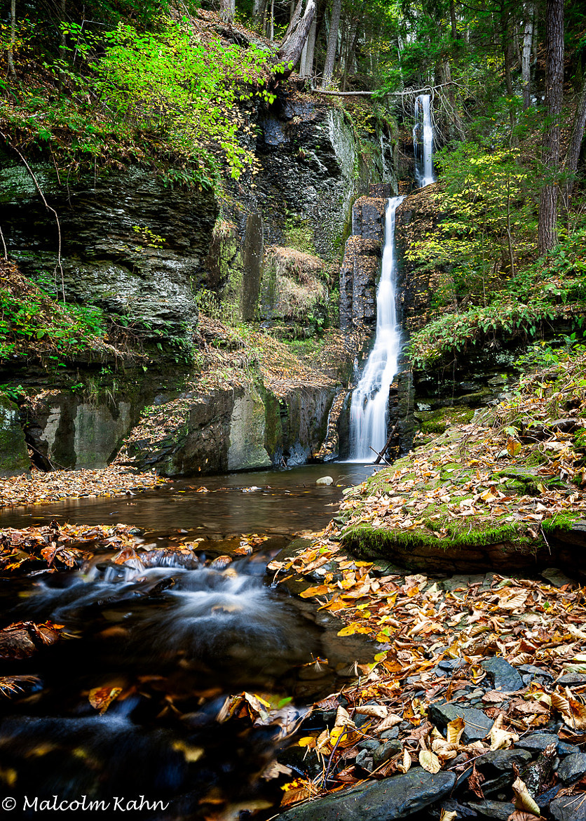 Photograph Dingman Falls by Malcolm Kahn on 500px