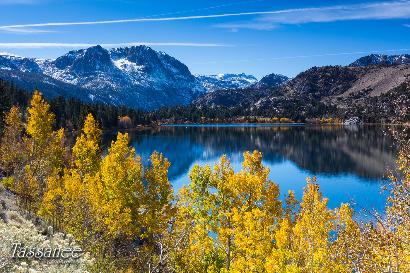 Photograph June Lake by Tassanee Angiolillo on 500px