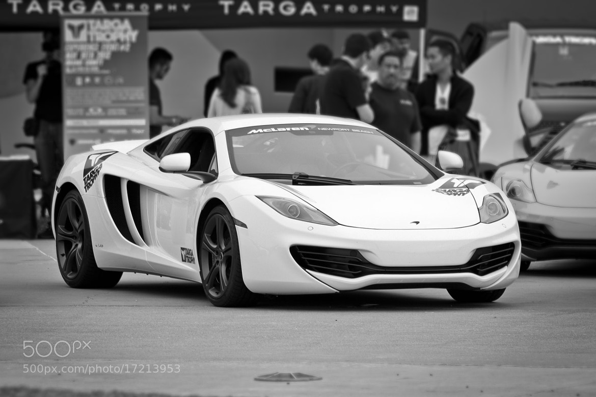Photograph McLaren by Ike Trout on 500px