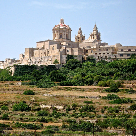 MDINA- SILENT CITY OF, Canon POWERSHOT SD550