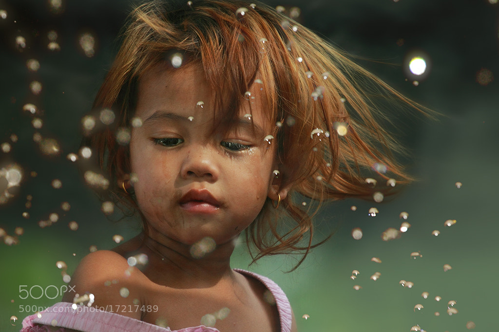 Photograph A Girl and Tears  by Anuchit Sundarakiti on 500px