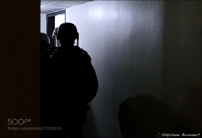 Photograph Assaut GIPN by Stéphane Bommert on 500px