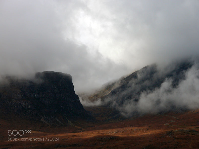 Photograph Beallach na Ba (Pass of the Cattle), Wester Ross, Scottish Highlands by Heather Leslie Ross on 500px