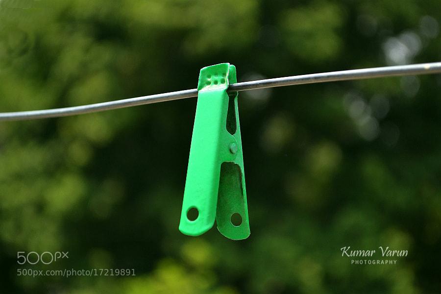 Photograph Cloth Clip by kumar varun on 500px
