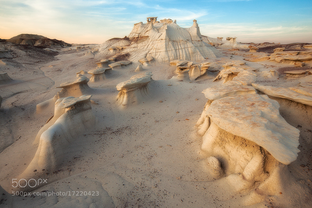 Photograph Bisti by Paul Rojas on 500px