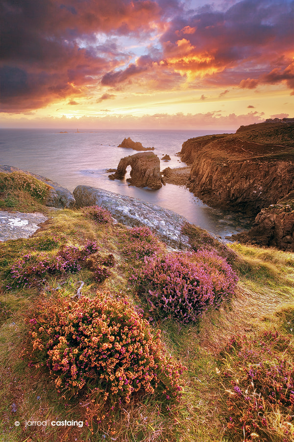 Photograph Land's End by Jarrod Castaing on 500px