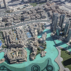 Downtown Dubai (repost)