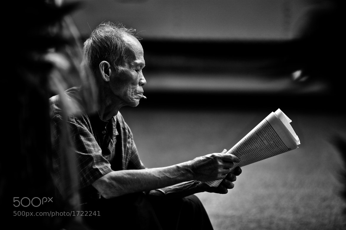 Photograph Reading by Ali Alriffai on 500px
