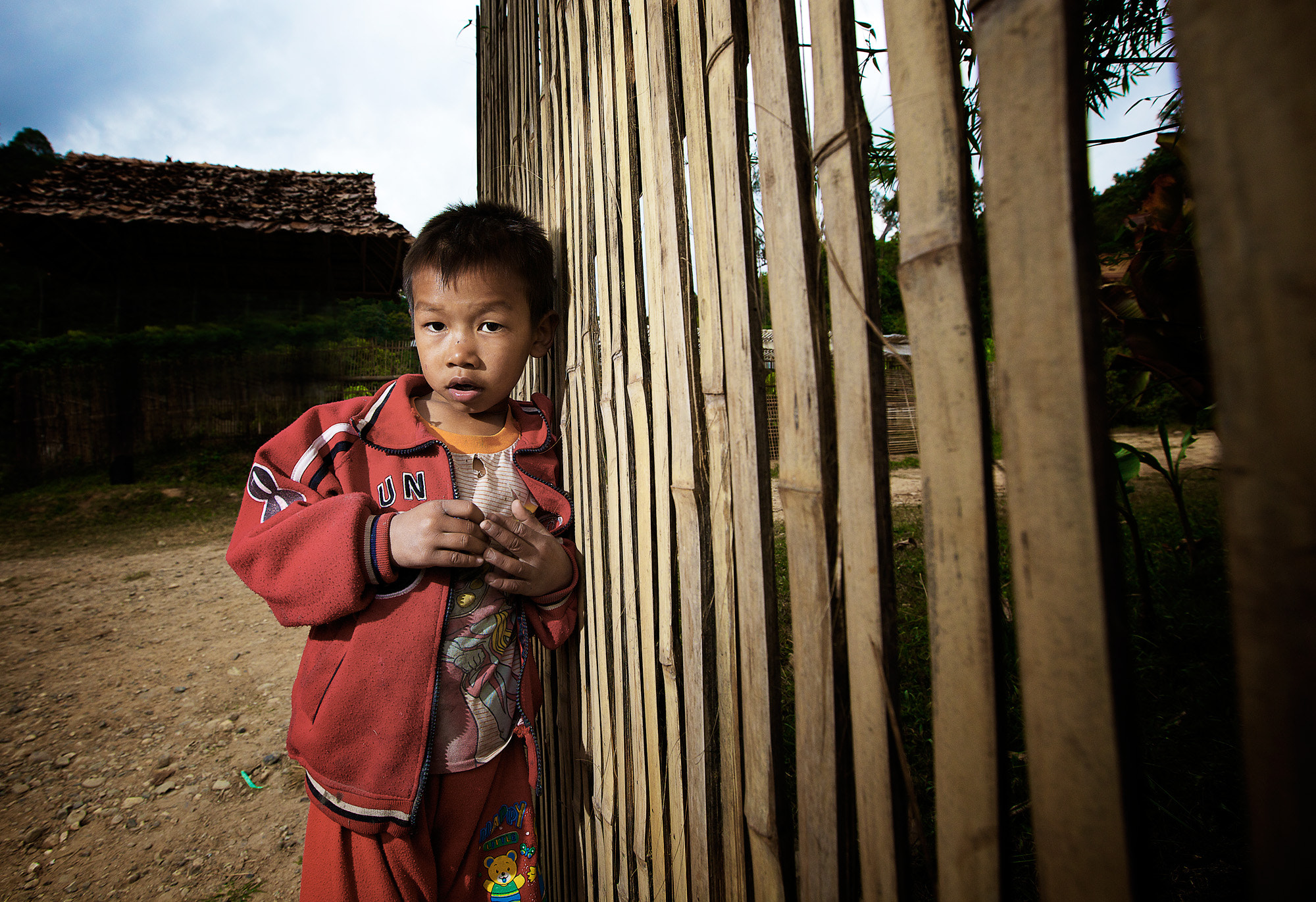 Photograph Kid from Chiang Mai by Ali Alriffai on 500px