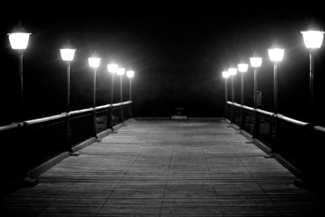 Photograph The pier of no return by Eyas Shuaibi on 500px