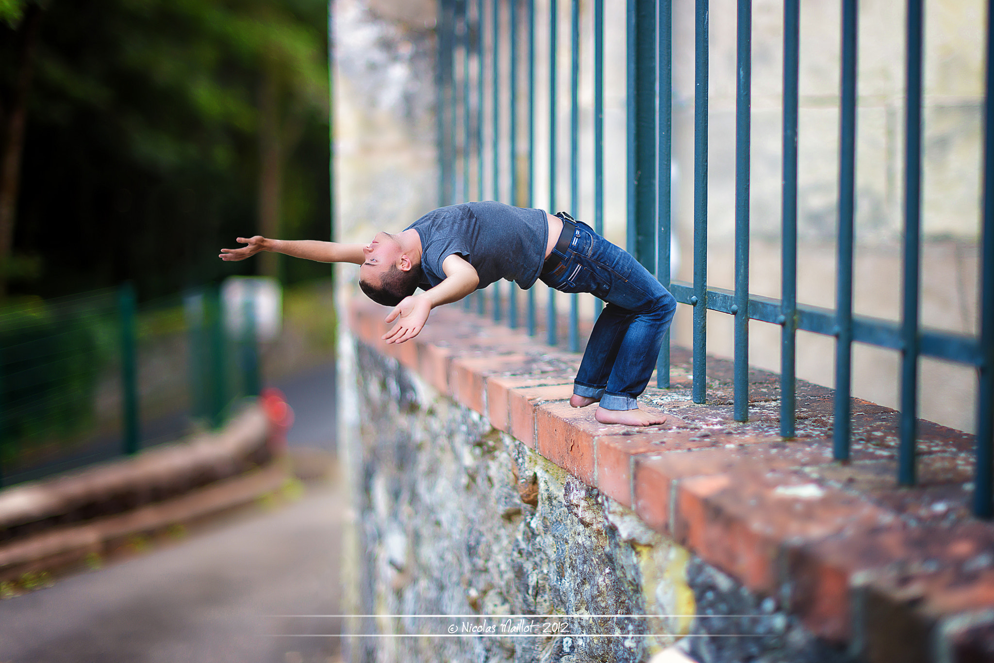Photograph Falling by Nicolas Maillot on 500px