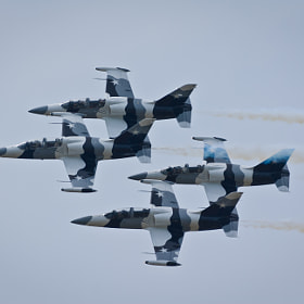 Heavy Metal Jet Team - 1 by Brian Arsenault (BrianArsenault)) on 500px.com