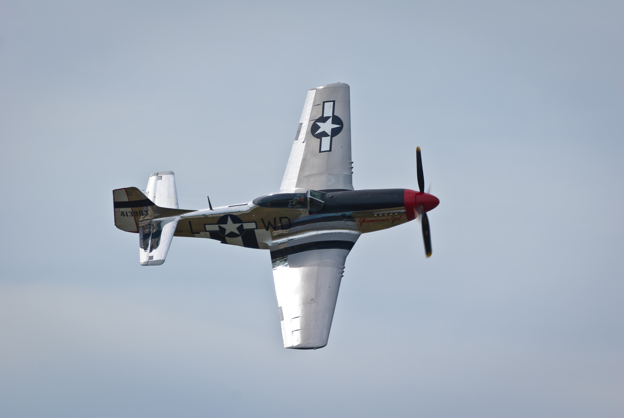 Photograph P-51 Mustang by Brian Arsenault on 500px