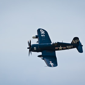 F4U Corsair by Brian Arsenault (BrianArsenault)) on 500px.com