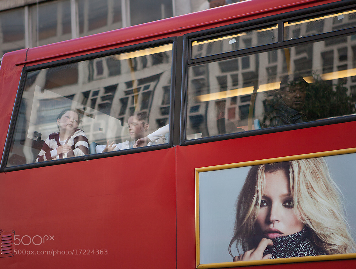 Photograph London Bus by Carl Suurmond on 500px