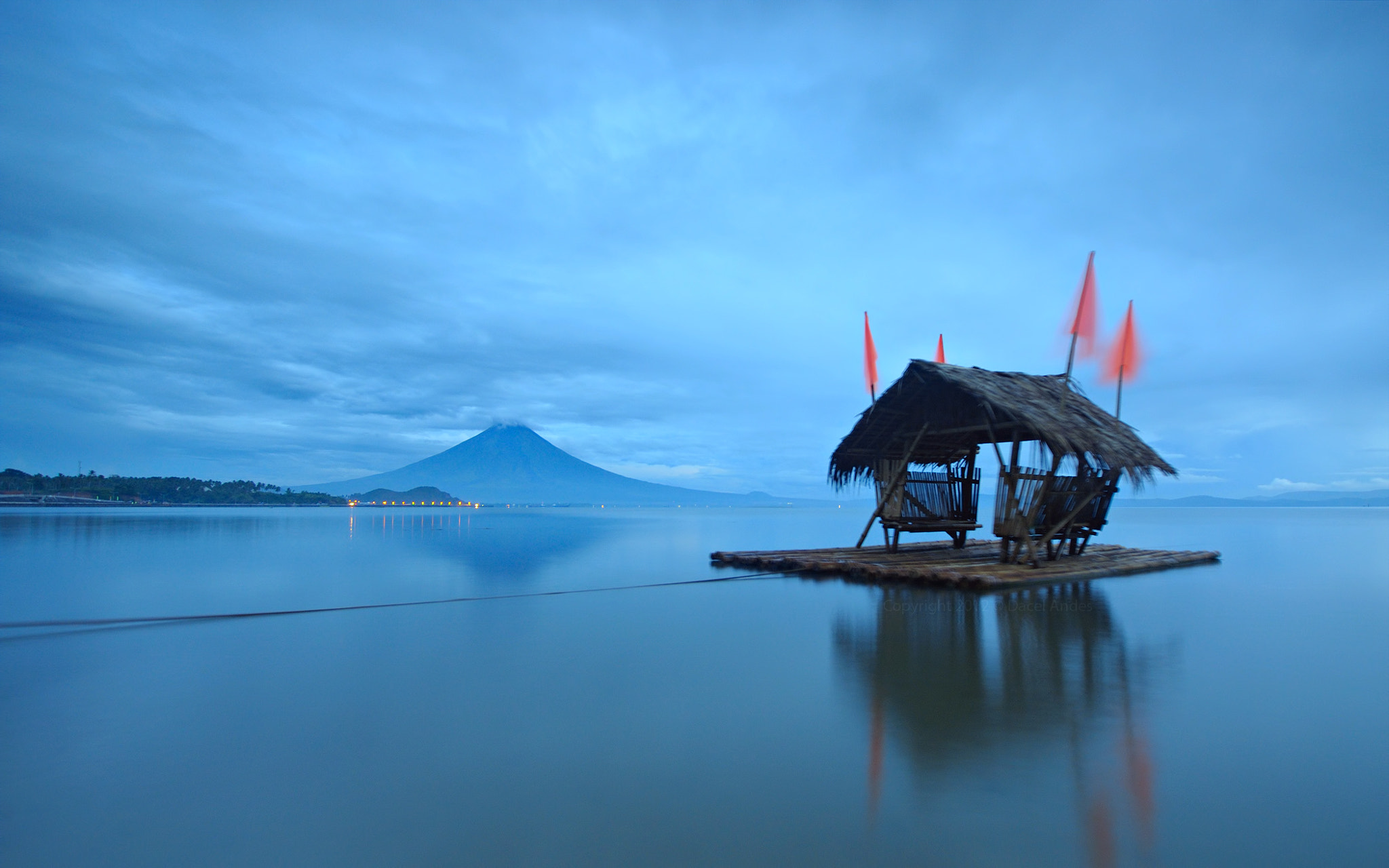 """Photograph """" Blue Hour """" by Dacel Andes on 500px"""