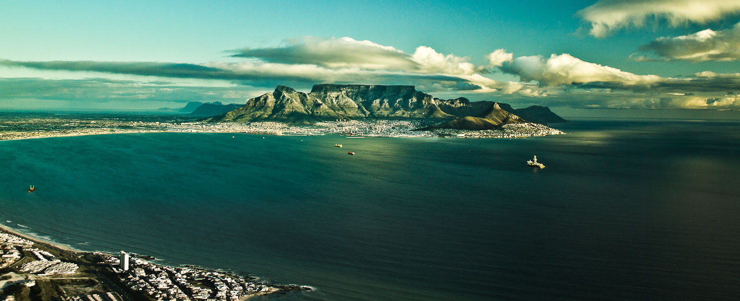 Photograph Our Own 7th WOnder by Naude Heunis on 500px